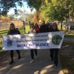 Break the Silence Walk in Portage Park